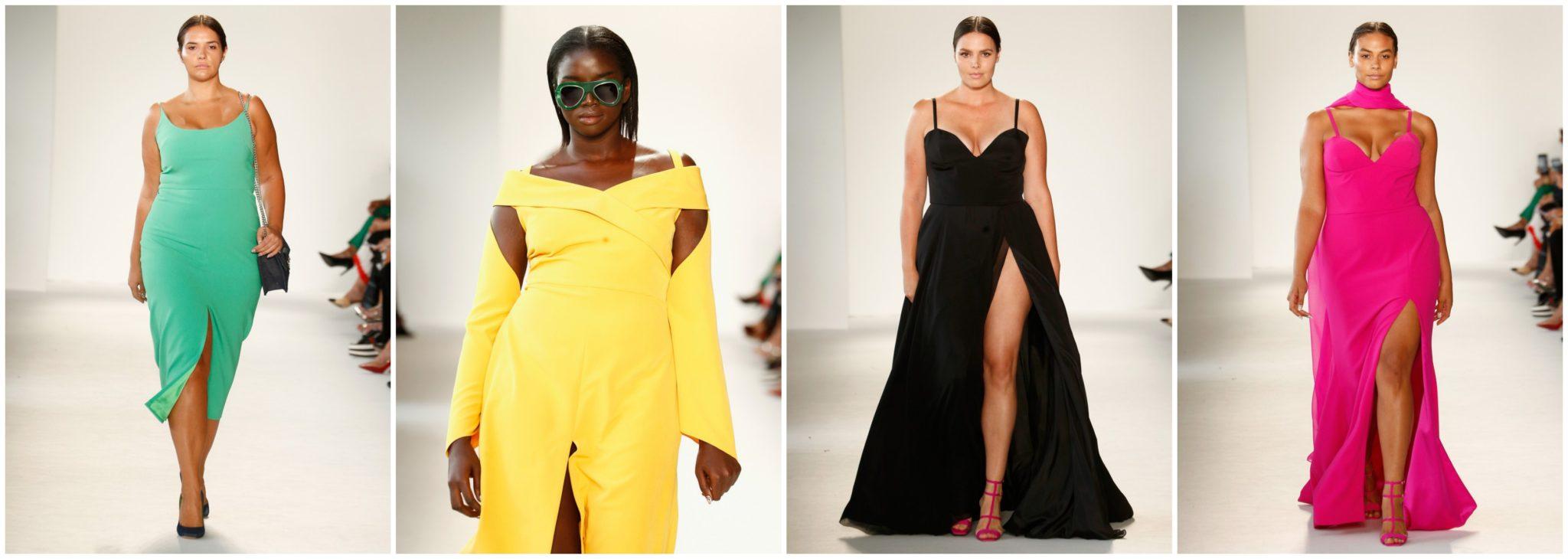 Modelos Plus size estão revolucionando passarelas