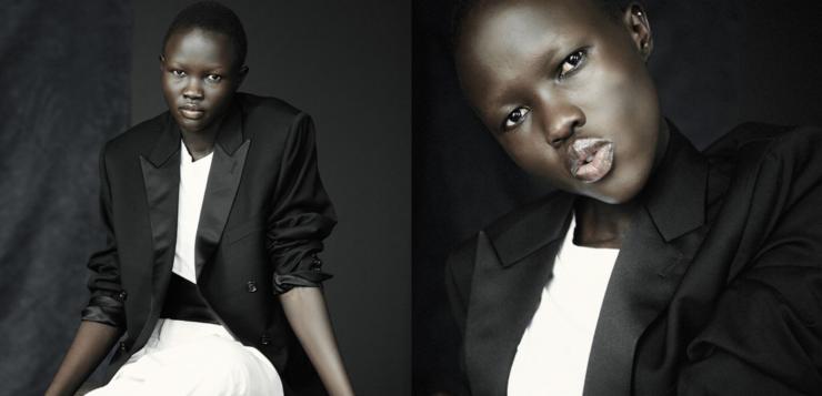 Modelos Refugiados do Sudão contam sua história para VOGUE