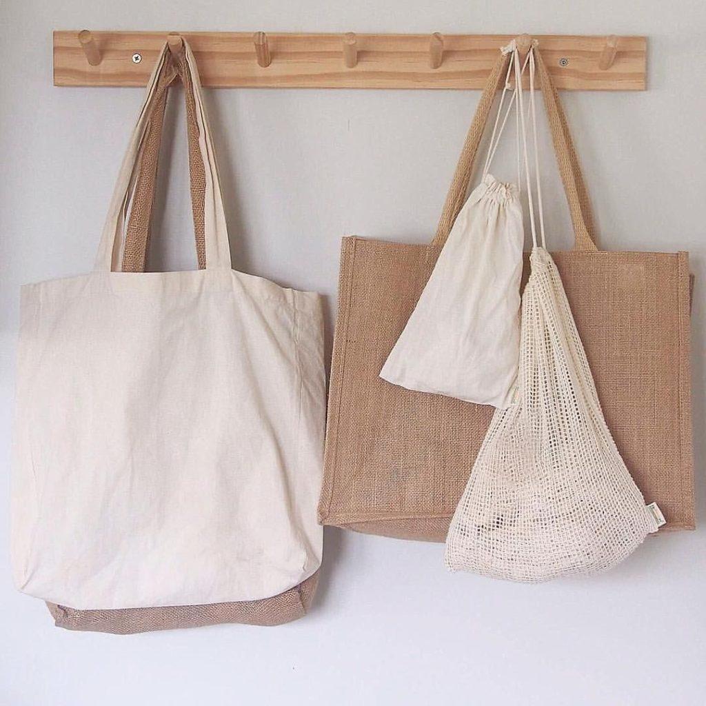 sacolas sustentáveis