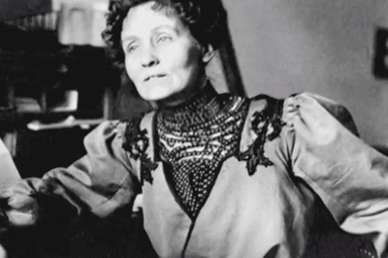 Emmeline Pankhurst fez história na luta por igualdade política