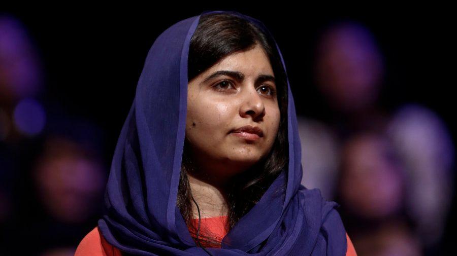 Malala luta pela educação de garotas ao redor do mundo