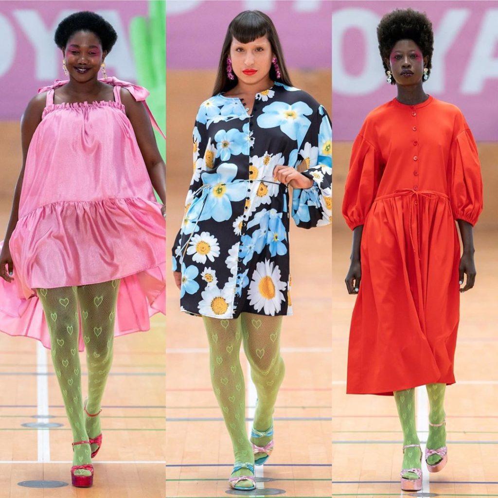 Cores são uma das principais tendências de moda para o verão 2020