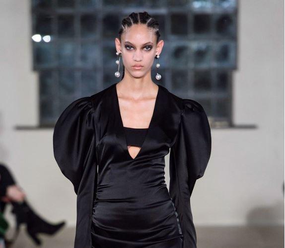 As pérolas foram uma das maiores tendências de acessórios da New York Fashion Week