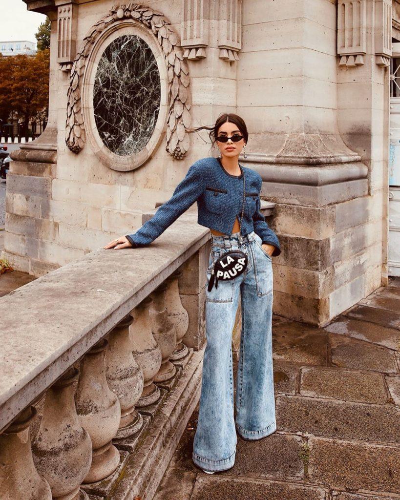 O azul e o jeans foram sucesso nas semanas de moda internacionais