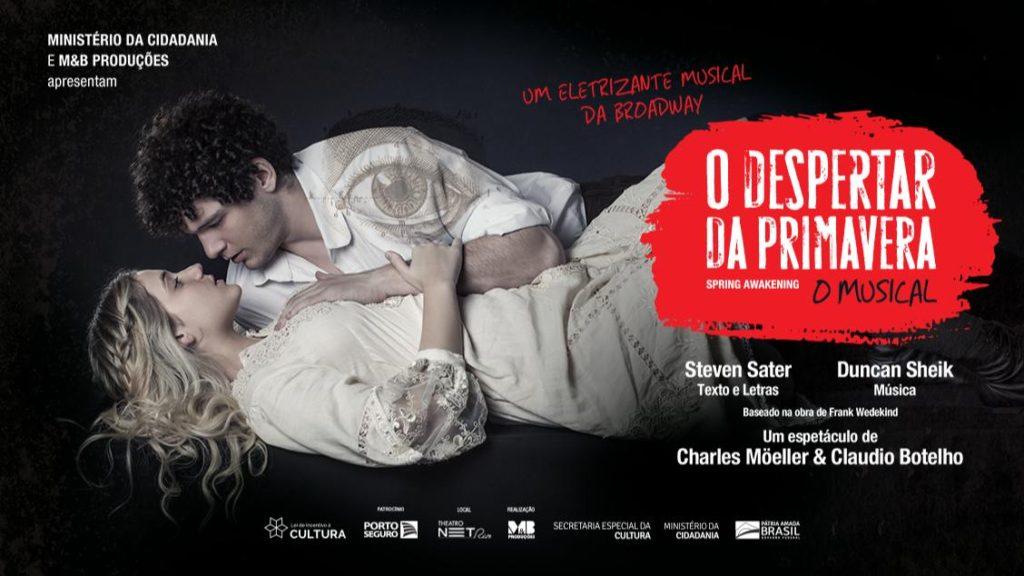 O Musical O Despertar da Primavera estreia este mês no Rio de Janeiro