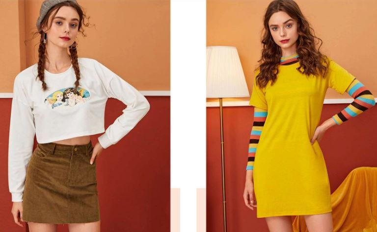 A Romwe é um dos sites confiáveis para comprar roupas importadas