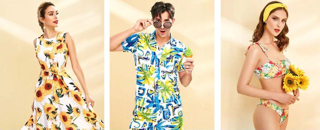 A Zaful tem várias opções de roupas importadas para o verão
