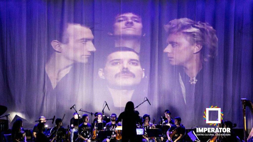 Musicas do Queen serão interpretadas pela Orquestra de Solistas do Rio de Janeiro