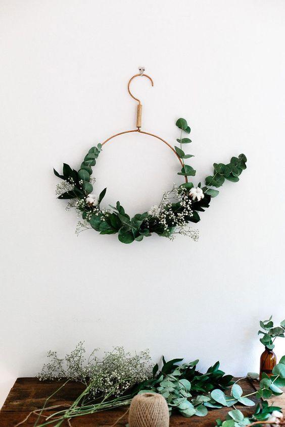 Ideias para decoração de Natal minimalista estão em alta
