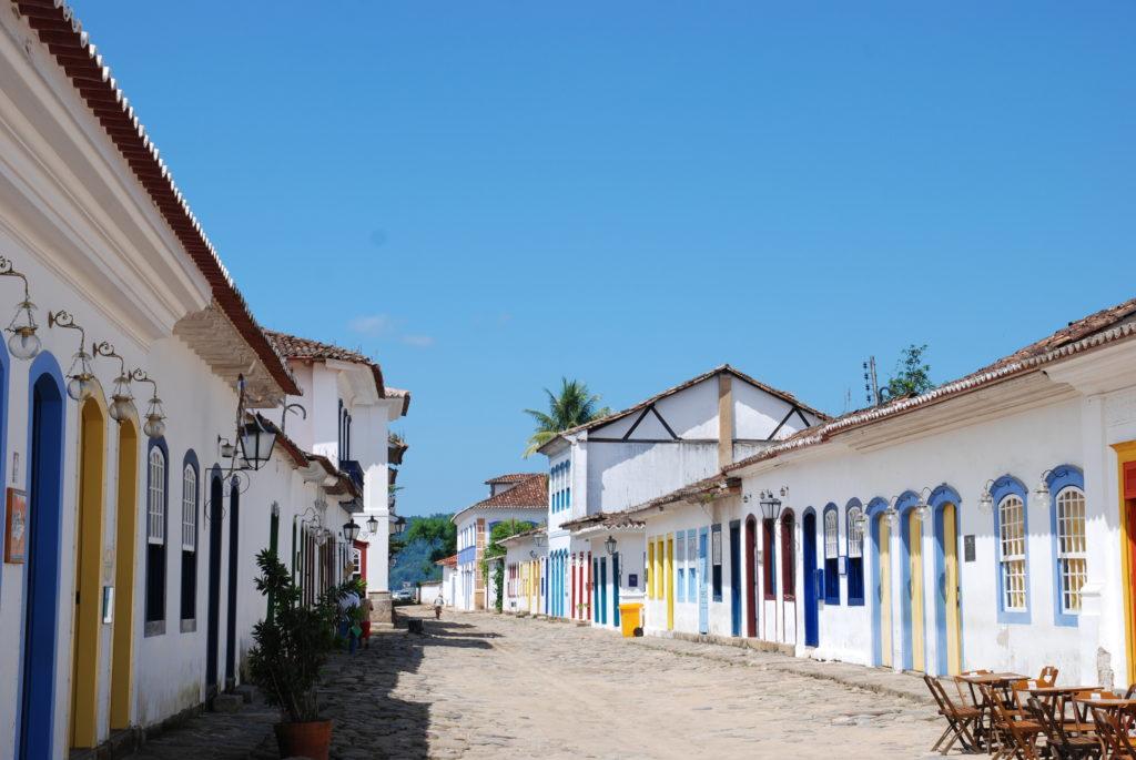 Paraty tem um pouco da história do Rio de Janeiro
