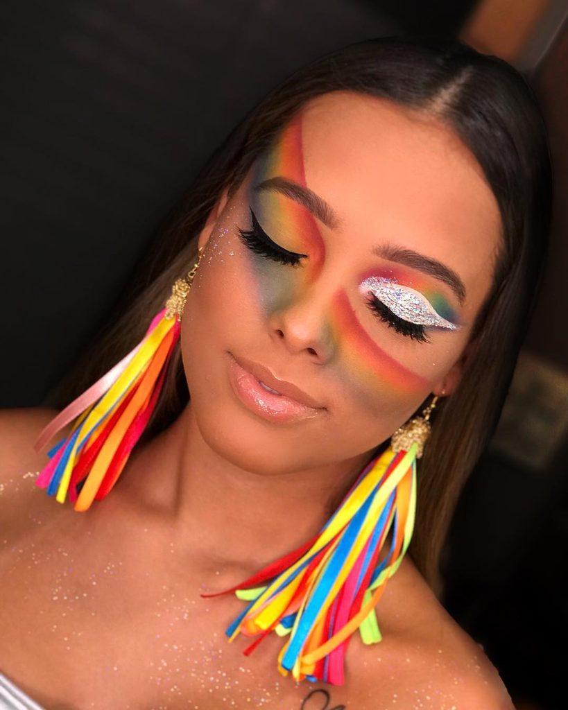 O arco-íris nunca sai de moda