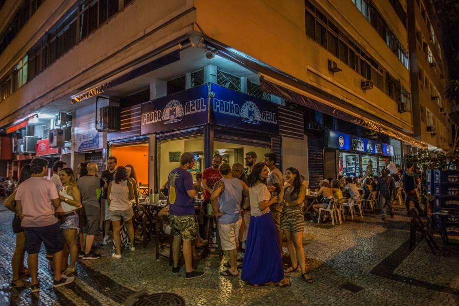 O Bar Pavão Azul é um patrimônio cultural do Rio