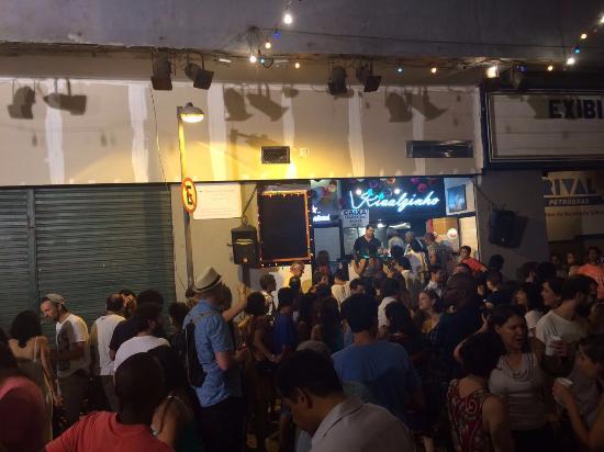 O Rivalzinho tem um Happy Hour tradicional do Rio de Janeiro