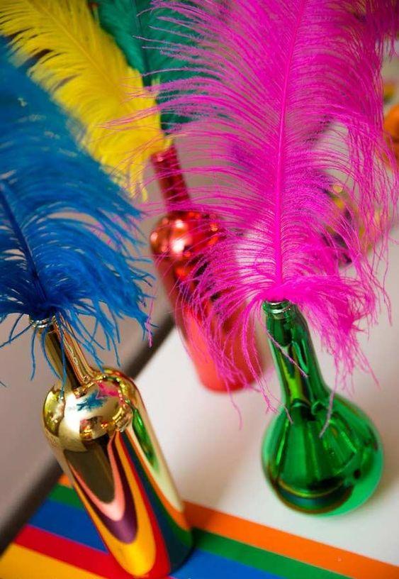 Utilize vidro para ser sustentável no carnaval