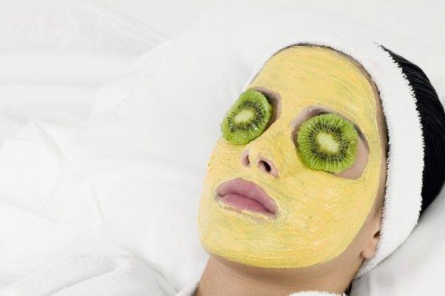 máscara natural